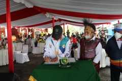 Pangdam XVII/Cenderawasih resmikan pusat kuliner di Sentani